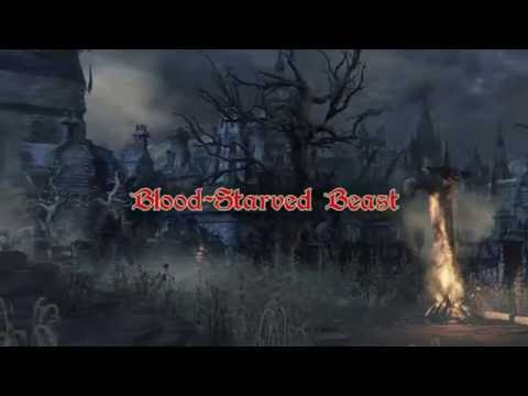 Bloodborne - Shakespeare vs Monsters(4 lvl all vanilla bosse