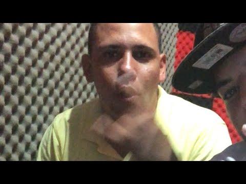 En El Studio Con El Fujitivo HD YenSyMusic #Amor De 4 #Rap
