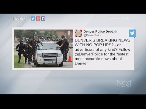 Denver Police Apologize For Tweet; How Do They Really View Journalism?