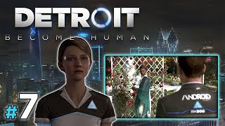 "DETROIT: Become Human [PS4] #7 - ""Amanda i niechęć Hanka"""