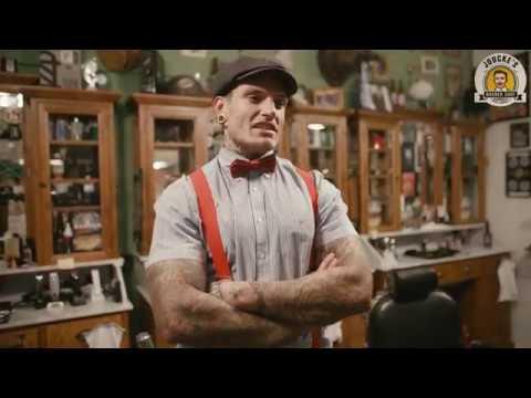 JOUCKE'S BARBERSHOP Promofilm