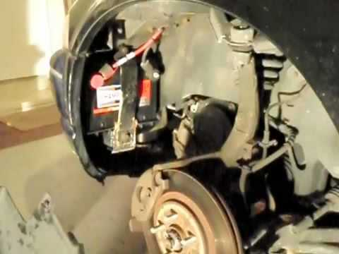 Hqdefault on 2008 Chrysler Sebring Battery Location