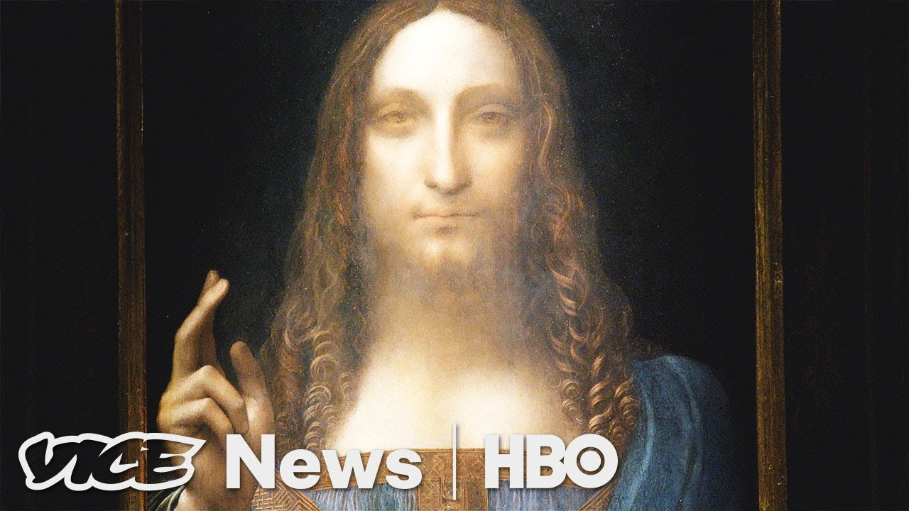 What Made The Da Vinci Painting Worth $450 Million (HBO)