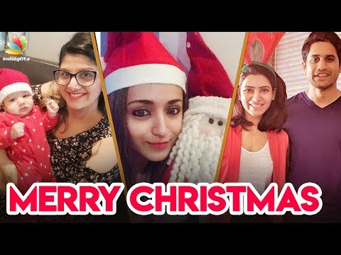 Samantha & Trisha Turns Santa Clause this Christmas