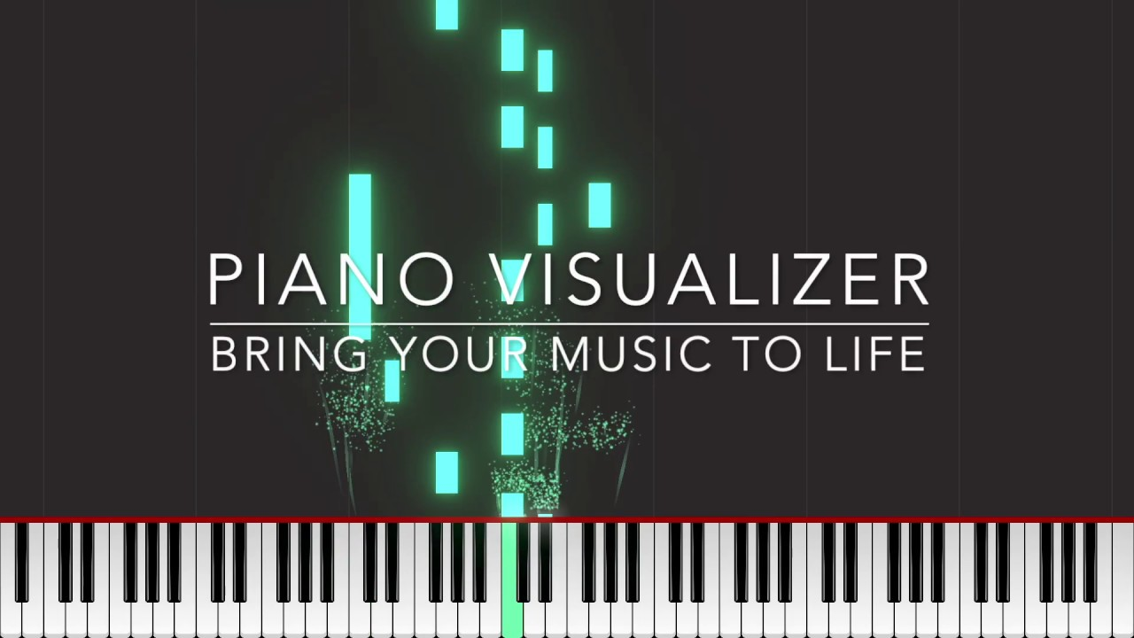 Piano With Visualizer