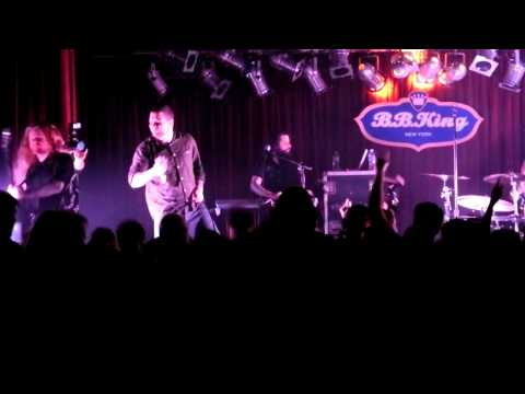 Chimaira - Destroy and Dominate & Severed - B.B. Kings NYC 11.03.11 [freddypipes]