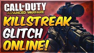 Advanced Warfare Glitches - Aerial Recon Drone KILLSTREAK GLITCH! (COD AW Multiplayer Glitches)
