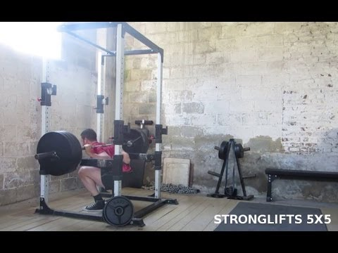 Simply Sub-Optimal: Don't Do StrongLifts 5x5 for