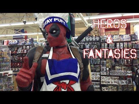 Heros & Fantasies San Antonio