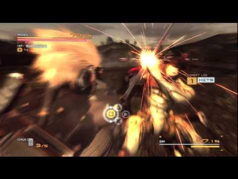 Metal Gear Rising: Revengeance - Jetstream Sam Boss Fight [Normal] |