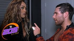 Sasha Banks confronts Alicia Fox after their brawl on WWE 205 Live: Exclusive, May 30, 2017