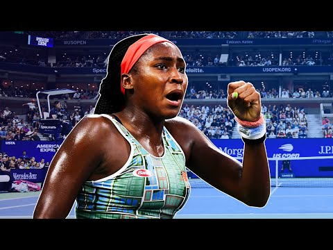 Coco Gauff's Best Moments From US Open 2019