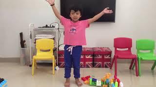 Lagu TK Lonceng Berbunyi Baris di Halaman