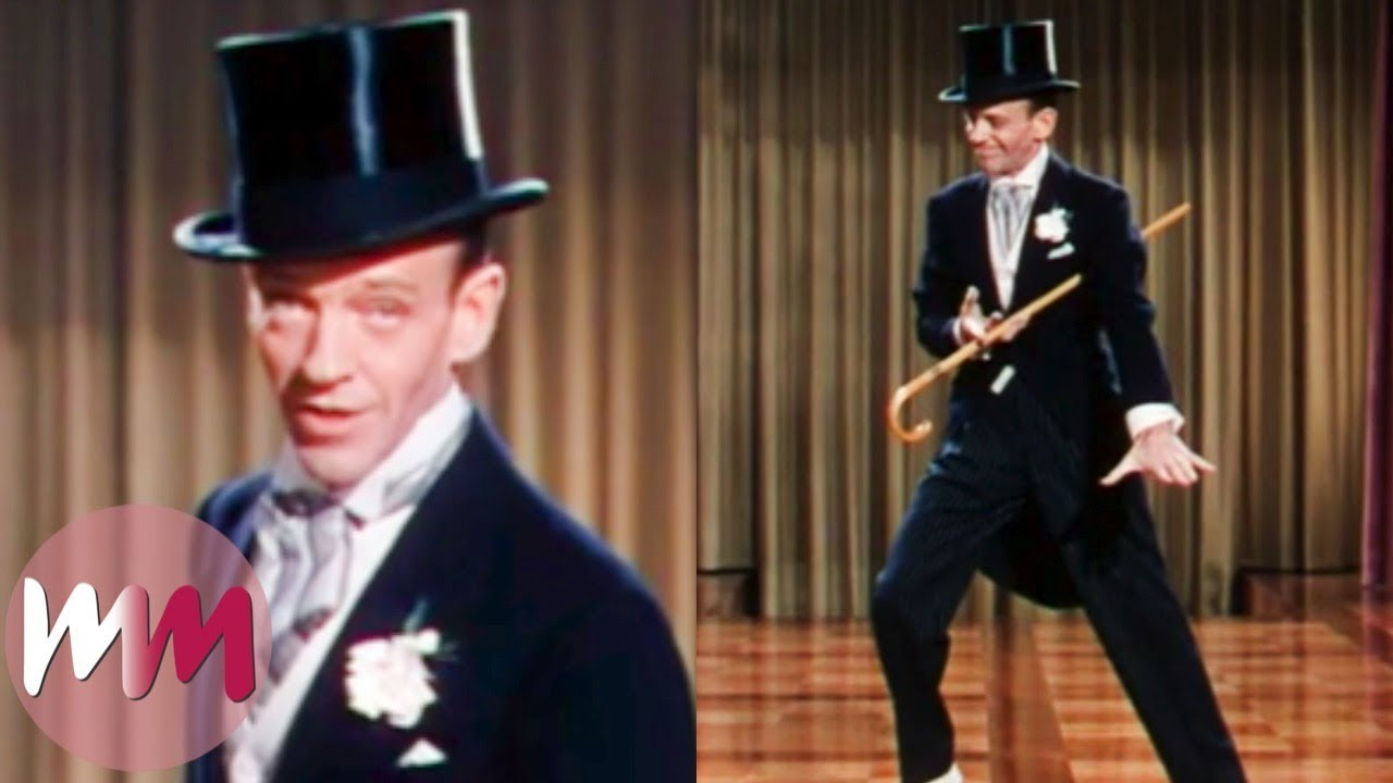 Top 10 Iconic Fred Astaire Dance Scenes Youtube