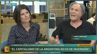 Tomás Abraham: Argentina, entre la crisis económica y la deriva de la democracia