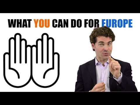 """Welcome to HEC Paris' MOOC: """"Understanding Europe: Why It Matters and What it Can Offer You"""""""