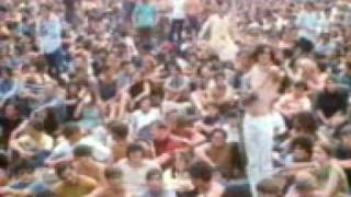 Richie Havens - Strawberry Fields Forever   Woodstock 69
