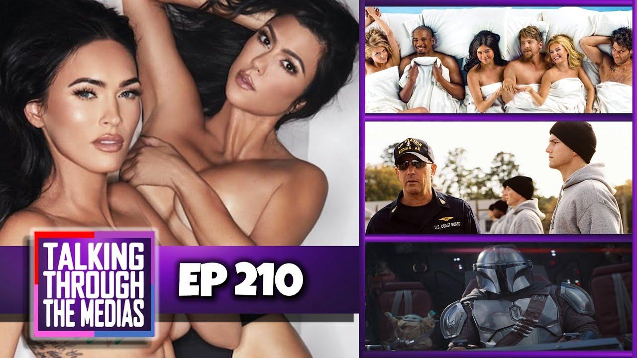 Episode 210 Megan Fox & Kourtney Kardashian Topless | Happy Endings & More