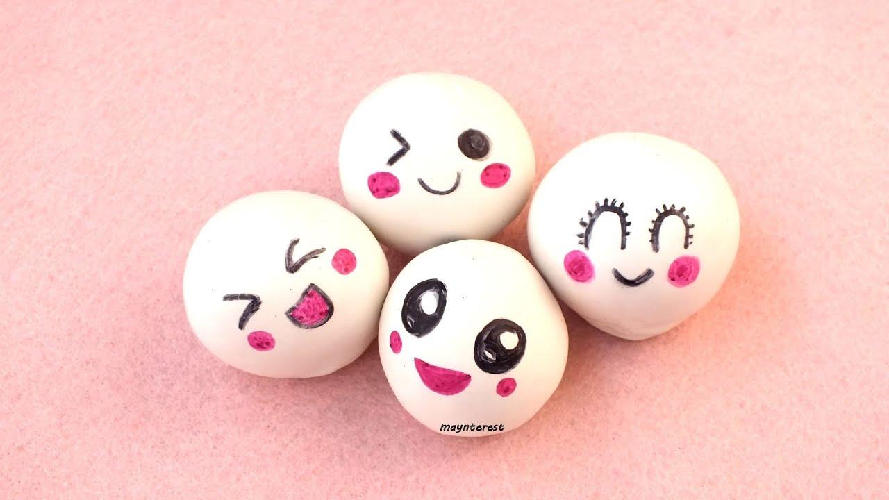 Cute Dia De Los Muertos Wallpaper Diy Kawaii Stress Balls Squishy Youtube