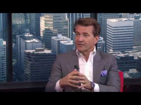 Cyber security session with Robert Herjavec CTV Calgary News