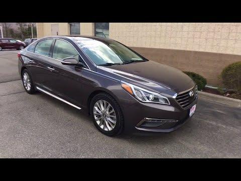 2015 Hyundai Sonata Vestal, Binghamton, Ithaca, Johnson City, Big Flats, NY HYU35866
