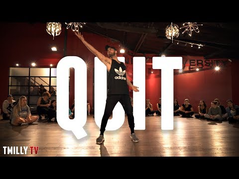 Cashmere Cat - QUIT ft Ariana Grande - Choreography by Jake Kodish