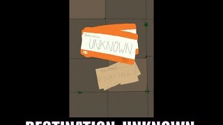 Book Trailer - Destination: Unknown
