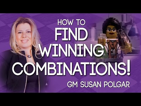 Learn 📝 How to Find Winning 🏅 Combinations With This Technique! - GM Susan Polgar