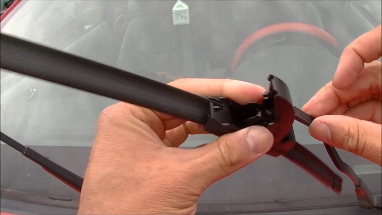 How To Install Bosch Windshield Wipers Chevy Cobalt Pontiac G5 Tutorial