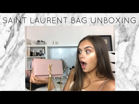 14 YEAR OLD BUYS A $1550 YSL BAG!!!   India Grace
