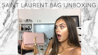 14 YEAR OLD BUYS A $1550 YSL BAG!!! | India Grace