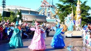 Disney Magic On Parade (Magic Everywhere) - Disneyland Paris - Full Show HD 1080p(Full Show in HD 1080p of