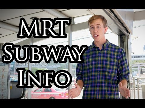 Metro (MRT) Subway BKK Travel Tips