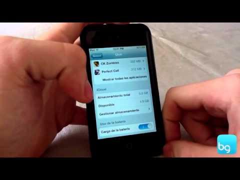 Tips iOS 5 ¿Cómo usar un iPhone, iPod Touch, iPad? Secretos de uso Parte 1