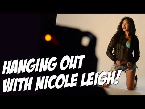 ProjectZero Throwback  Lost Footage  Hanging with Nicole Leigh part 1