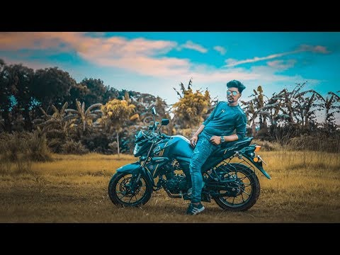 Super Blue & Yellow Color Effect | Photoshop Tutorials