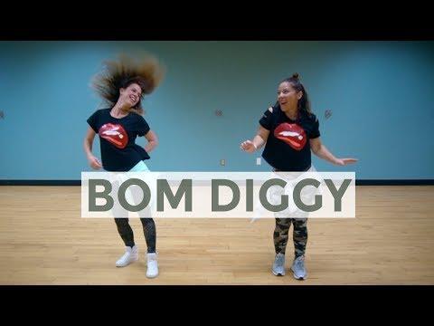 BOM DIGGY, by Zack Knight & Jasmin Walia   Carolina B