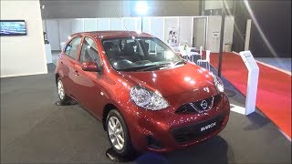 Review Awal Nissan March 1.2 Tahun 2018