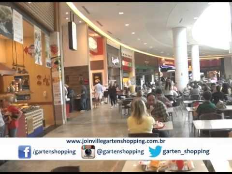 Férias No Joinville Garten Shopping