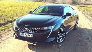 Peugeot dało mi to 508 GT 2019