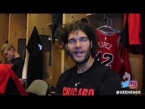 Robin Lopez interview