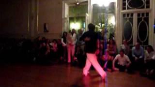 """Claudio y Vito en Llanes """" V Festival Internacional de Tango Atlantico"""" -Asturias-"""