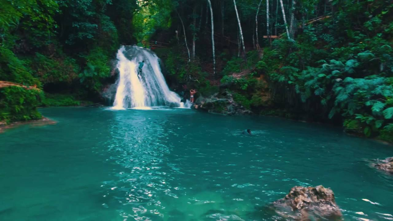 The Blue Hole In Ocho Rios Jamaica Things To Do In Jamaica