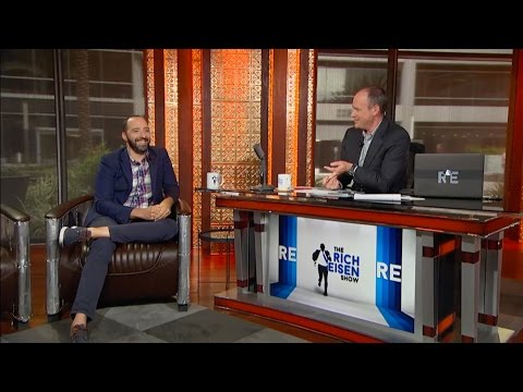 Actor Tony Hale Talks New Film 'American Ultra' in Studio - 8/25/15