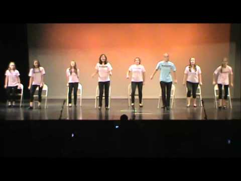 """Elefante Music Theater Camp - """"Forget about the Boy"""""""