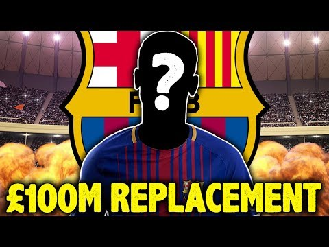 Barcelona To Sign £100M Iniesta Replacement In January?! | Continental Club