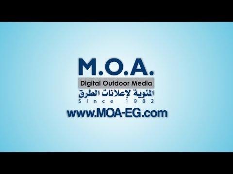 Follow MOA Egypt @ Social Media Network