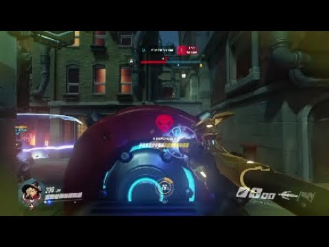 New Mercy Res Knockback in Action ):