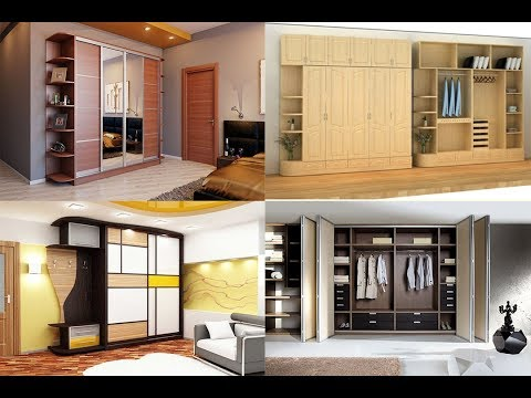 50+ wardrobes / Cupboard designs for bedroom (AS Royal Decor)