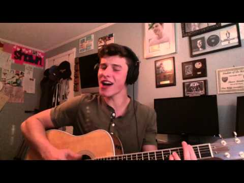 Ed Sheeran Lego House (Shawn Mendes cover)